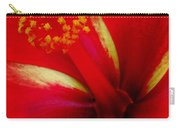 Tropical Hibiscus - Starry Wind 03a Carry-all Pouch