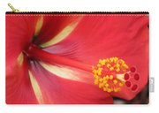 Tropical Hibiscus - Starry Wind 04 Carry-all Pouch