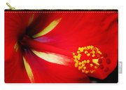 Tropical Hibiscus - Starry Wind 04a Carry-all Pouch