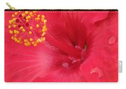 Tropical Hibiscus - Trinidad Wind 01 Carry-all Pouch