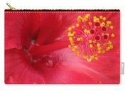 Tropical Hibiscus - Trinidad Wind 02 Carry-all Pouch
