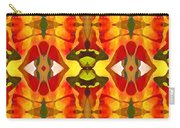 Tropical Leaf Pattern 2 Carry-all Pouch