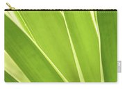 Tropical Leaves Carry-all Pouch