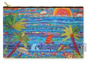 Tropical Moments Carry-all Pouch by Susan Rienzo