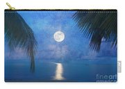 Tropical Moonglow Carry-all Pouch