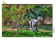 Tropical Mountain Lion Carry-all Pouch