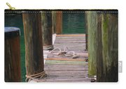 Tropical Pier Carry-all Pouch