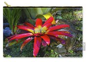 Tropical Plant Colors Carry-all Pouch