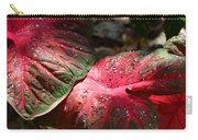 Tropical Rain - Botanical Art By Sharon Cummings Carry-all Pouch