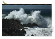Tropical Storm Marie At Mugu Rock Carry-all Pouch