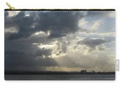Tropical Stormy Sky Carry-all Pouch