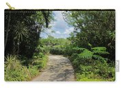 Tropical Trail Carry-all Pouch