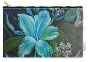 Tropical Turquoise Carry-all Pouch