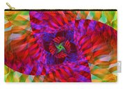 Tropical Twist Carry-all Pouch