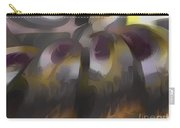Tropical Wind Pastel Abstract Carry-all Pouch