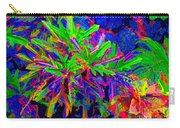 Tropicals Gone Wild Carry-all Pouch
