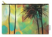 Tropics By Madart Carry-all Pouch