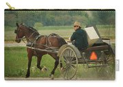 Trot On Carry-all Pouch