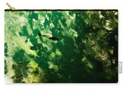 Trout In Emerald Carry-all Pouch
