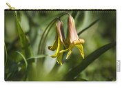 Trout Lily Flowers Carry-all Pouch