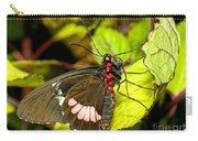 True Cattleheart Butterfly Carry-all Pouch