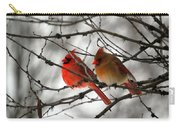 True Love Cardinal Carry-all Pouch