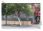 Austin Texas Darwin Bar Carry-all Pouch