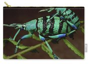 True Weevil Couple Mating Papua New Carry-all Pouch