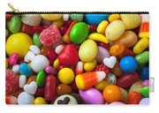 Truffle And Candy Carry-all Pouch