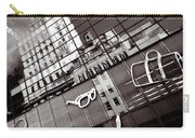 Trump Tower Carry-all Pouch by Dave Bowman