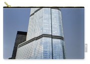 Trump Tower Facade 3 Letter Signage Carry-all Pouch