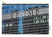 Trump Tower Marquee Carry-all Pouch