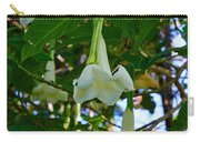 Trumpet Flower Carry-all Pouch