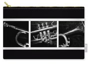 Trumpet Triptych Carry-all Pouch