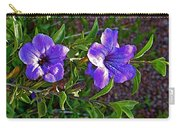 Trumpet Vine In Apache Junction-arizona   Carry-all Pouch