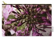 Trumpets Of Phlox Carry-all Pouch