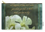 Trusting God Carry-all Pouch