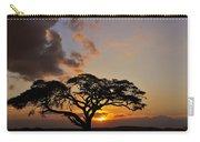 Tsavo Sunset Carry-all Pouch