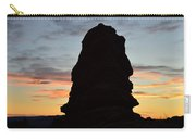 Faces In Rock Carry-all Pouch