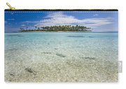 Tuamatu Islands Carry-all Pouch