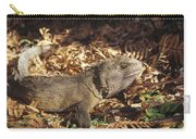 Tuatara 70 Year Old Male New Zealand Carry-all Pouch