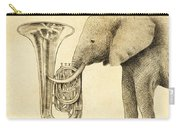 Tuba Carry-all Pouch by Eric Fan