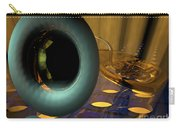 Tuba Goes Disco Carry-all Pouch