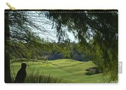 Tucson Foothills Golf Course Carry-all Pouch