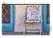 Tucson Front Porch Painterly Effect Carry-all Pouch