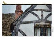 Tudor House Carry-all Pouch