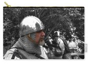 Tudor Knight In Armor  V1 Carry-all Pouch
