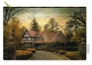Tudor Road Carry-all Pouch