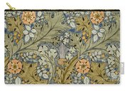 Tudor Roses Thistles And Shamrock Carry-all Pouch