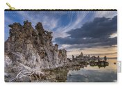 Tufas And Clouds Carry-all Pouch